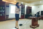 Seminar untuk Karyawan Metro TV.