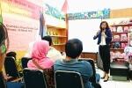 Talkshow Gramedia Pondok Gede