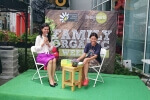 Talkshow di Family Organic Weekend - Living World.